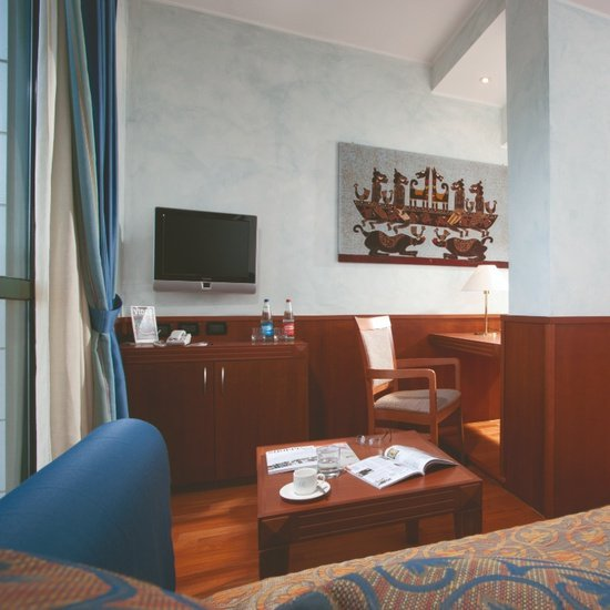 Junior suite hôtel raffaello milan